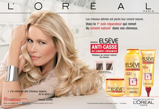 L'Oréal Elsève pour la France