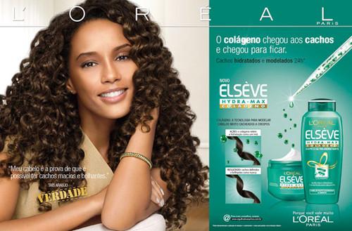 L'Oréal Elsève pour le Brésil