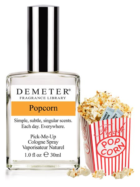 DEMETER Fragrance Library senteur pop-corn