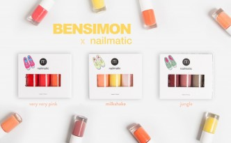 Bensimon x Nailmatic